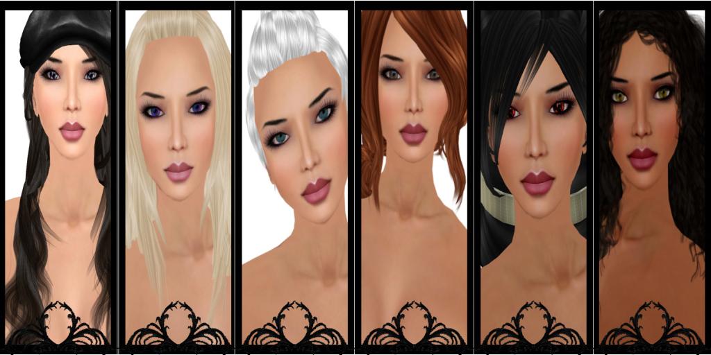 Donnarama skin tone range